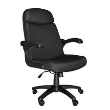 Comfort High-Back Office Chair with Arms