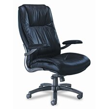 High-Back Swivel / Tilt Office Chair with Arms