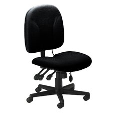 <strong>Mayline Group</strong> Comfort Mid-Back Office Chair