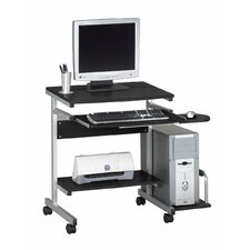 <strong>Mayline Group</strong> Eastwinds Portrait PC Computer Desk Cart