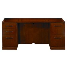 <strong>Mayline Group</strong> Sorrento Pedestal Credenza