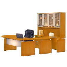 <strong>Mayline Group</strong> Napoli Desk Office Suite