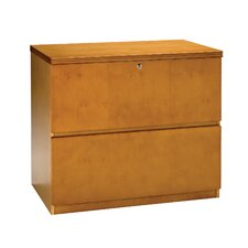 Luminary Series 2-Drawer Freestanding Lateral File