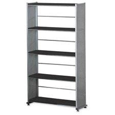 """Accent 58"""" H Five Shelf Shelving Unit"""