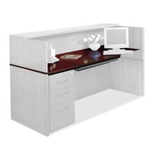 Corsica Reception Desk Top