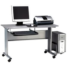 <strong>Mayline Group</strong> Crosswinds Small Office/Home Office: Mobile Computer Worktable