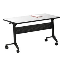 "<strong>Mayline Group</strong> Flip-N-Go 72"" x 18"" Table"