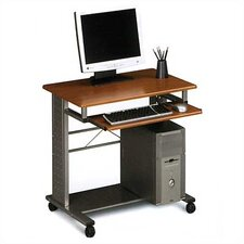 <strong>Mayline Group</strong> Eastwinds Empire Mobile Computer Desk