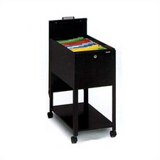 "Mobilizer 27"" Letter Size File with Lid"
