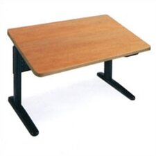 "VariTask XR Rectangular Surface 48"" W x 30"" D Seminar Table"