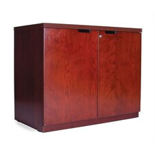 Luminary Two-Door Hinged Credenza