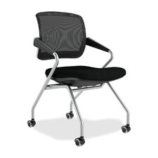 Valore Training Series Mid-Back Mesh Chairs