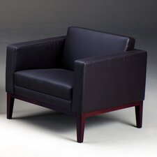Prestige Leather Lounge Chair