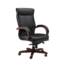 <strong>Mayline Group</strong> Mercado Corsica High-Back Office Chair with Arms