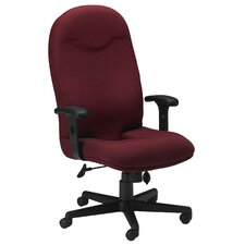 <strong>Mayline Group</strong> Comfort High-Back Office Chair with Arms