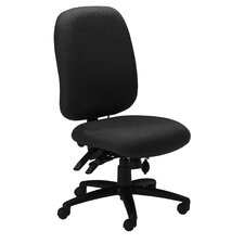 Comfort High-Back Task Chair without Arms