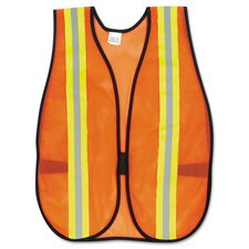 MCR Safety Orange Vest
