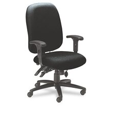 Mid-Back Fabric Performance Chair
