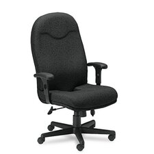 <strong>Mayline Group</strong> High-Back Executive Chair with Arms