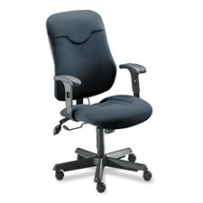High-Back Executive Posture Task Chair with Arms