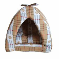 <strong>Best Pet Supplies</strong> Paws Cabana Dog Dome