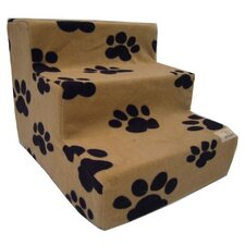 <strong>Best Pet Supplies</strong> Pet Stairs in Beige Fleece