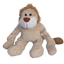 Bungee Lion Plush Dog Toy