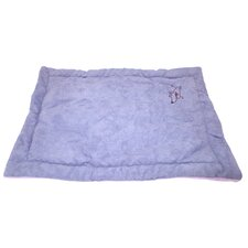 Coral Fleece Dog Mat