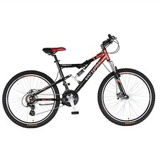 24-Speed Jackpot Dual Suspension Mountain Bike