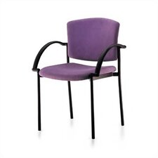 Convex Staxx Stacking Chair (Upholstered)