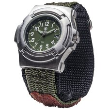 Lawman Men's Round Face Watch