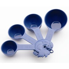 <strong>Paula Deen</strong> Signature Kitchen Tools 4-Piece Measuring Cups