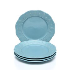 "Signature Dinnerware 8"" Whitaker Salad Plate (Set of 4)"
