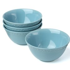 Dinnerware Whitaker Cereal Bowl (Set of 4)