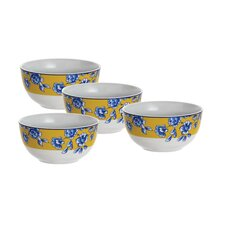 <strong>Paula Deen</strong> Signature Spring Prelude Cereal Bowl (Set of 4)