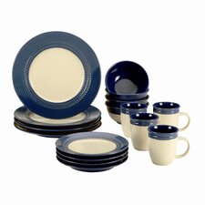 Southern Gathering 16 Piece Dinnerware Set