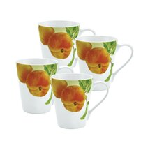 Georgia's Bounty 11 oz. Mug (Set of 4)