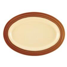 "Signature Dinnerware Southern Gathering 16.5"" Oval Platter"