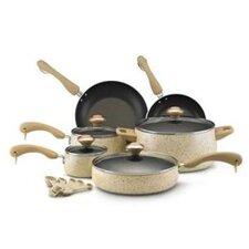 Porcelain 15 Piece Cookware Set