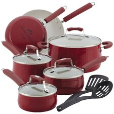 Aluminum Nonstick 12-Piece Cookware Set