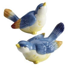 Spring Medley Salt and Pepper Shakers