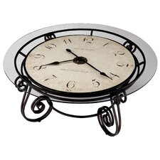 Ravenna Table Floor Clock