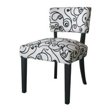 <strong>4D Concepts</strong> Cosmo Oversize Accent Side Chair
