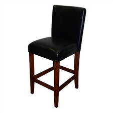 <strong>4D Concepts</strong> Deluxe Bar Stool with Cushion