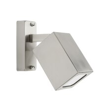 Boston Outdoor Adjustable Wall Light in 304 Stainless Steel