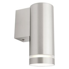 Barbados Fixed Wall Light in Stainless Steel 304