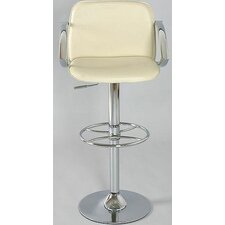 Contemporary Barstool with Footring