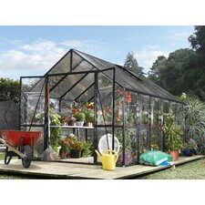 Easygrow 8 Ft. W x 12 Ft. D Polycarbonate Greenhouse