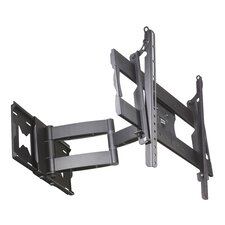 "Full Motion Articulating Arm/Tilt Wall Mount for 30"" - 65"" Flat Panel Screens"