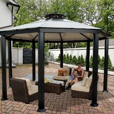 Monte Carlo Four Season Gazebo